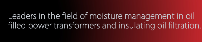 Leaders in the field of moisture management
